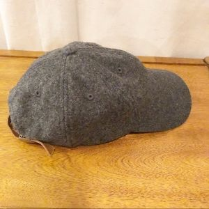 Madewell wool blend baseball hat